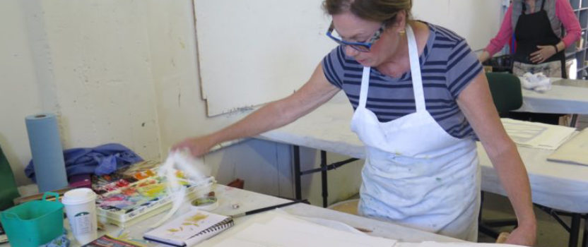 Printmaker's Workshop