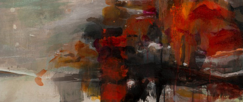 Abstract Painting & the Spirit in Nature
