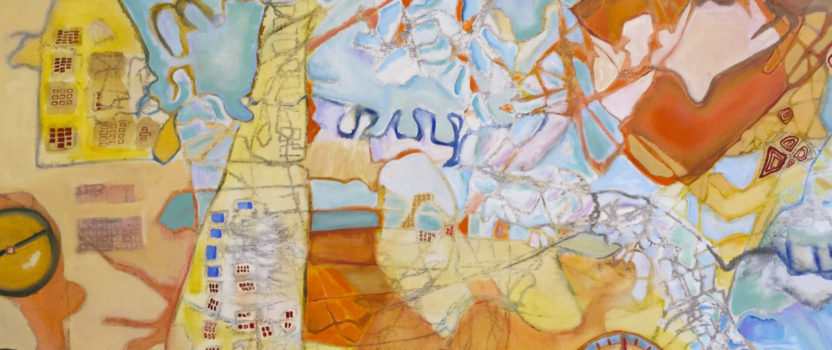 Mapping as Source: the Personal Cartography of Art Maps