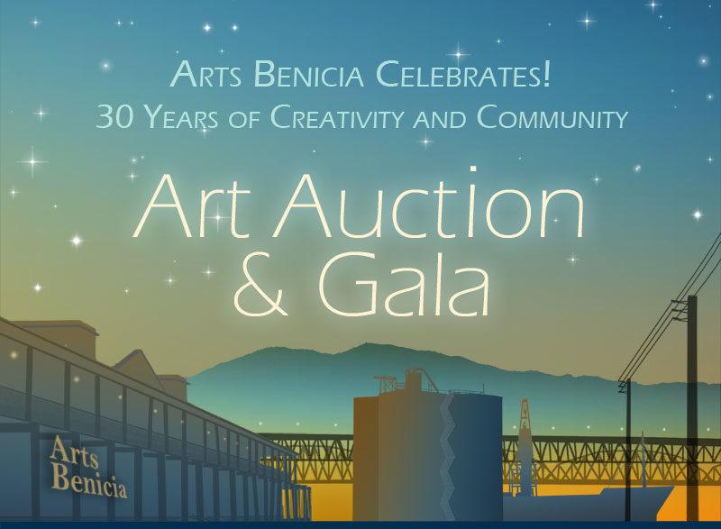 Arts Benicia Art Auction & Gala