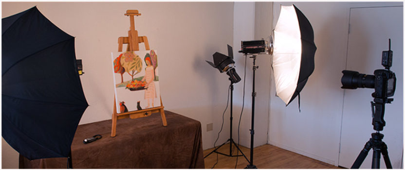 How to Prepare Your Artwork for Juried Exhibitions – Part 1 Photographing your artwork